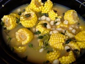Zuni Corn Stew